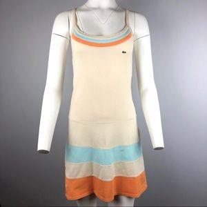 Lacoste Sport Spaghetti Straps Dress XS